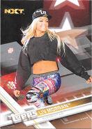 2017 WWE Wrestling Cards (Topps) Liv Morgan 76