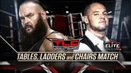 Braun Strowman vs. Baron Corbin TLC 2018
