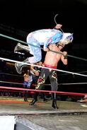 CMLL Martes Arena Mexico (April 2, 2019) 6