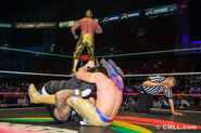 CMLL Martes Arena Mexico (August 13, 2019) 1