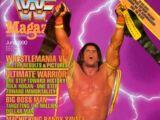 WWF Magazine - June 1990