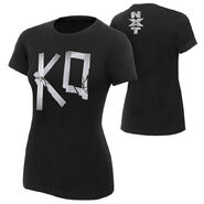 Kevin Owens KO Womens Authentic T-Shirt