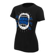 Nikki Cross Hehe Women's Authentic T-Shirt
