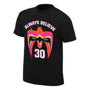 Ultimate Warrior 30 Years Special Edition T-Shirt