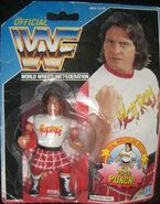 WWF Hasbro 1991 Roddy Piper