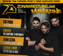The Shield/Magazine covers