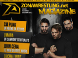 Zona Wrestling Magazine - December 2012