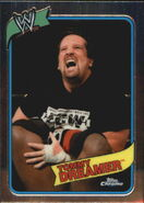 2008 WWE Heritage III Chrome Trading Cards Tommy Dreamer 23