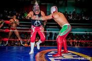 CMLL Sabados De Coliseo (September 21, 2019) 9