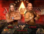 Edge vs. A-Train Armageddon 2002