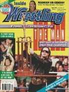 Inside Wrestling - April 1992