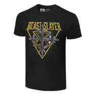 Seth Rollins BeastSlayer Authentic T-Shirt