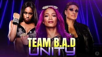 Team B.A.D. - Unity feat. J-Frost (Official Theme)