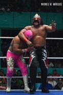 CMLL Lunes Arena Puebla 5-1-17 5