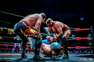 CMLL Martes Arena Mexico (September 24, 2019) 10