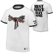CM Punk Best Since Day One Authentic T-Shirt