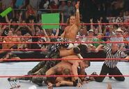 RAW 9-19-05 8 Man Tag Team