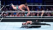 Smackdown 8-6-15 Reigns v Rusev 005