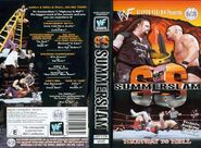 SummerSlam 1998 DVD