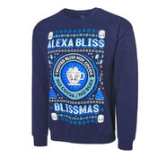 Alexa Bliss Blissmas Ugly Holiday Sweatshirt