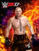 Brock Lesnar - WWE 2K17