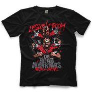 Legion of Doom Ride Or Die T-Shirt