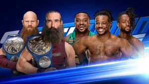 SmackDown LIVE preview, August 21, 2018