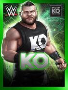 WWE Champions Poster - 019 KevinOwensKO