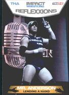 2012 TNA Impact Wrestling Reflexxions Trading Cards (Tristar) Mr. Anderson 95