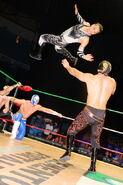CMLL Domingos Arena Mexico (May 13, 2018) 14