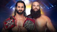 COC 2019 Seth Rollins vs. Braun Strowman