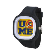 John Cena U Can't C Me Flex Watch - Black