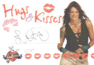 Lita hugs+kisses