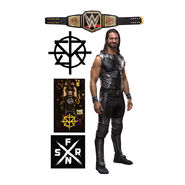 Seth Rollins Fathead 5-Piece Wall Decals