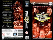 WWF Wrestlemania XV - Cover