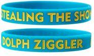Ziggler rubber bracelet