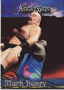 2003 WWE Aggression Mark Henry 62