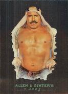 2008 WWE Heritage III Chrome (Topps) (Allen & Ginter) Iron Sheik 10