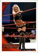 2010 WWE (Topps) Maryse 32