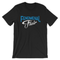 AJ STYLES & CHARLOTTE FLAIR MMC FENOMENAL FLAIR UNISEX T-SHIRT