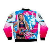 Alexa Bliss Fanimation Chalk Line Jacket
