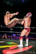 CMLL Domingos Arena Mexico (October 20, 2019) 5