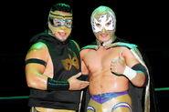 CMLL Super Viernes (December 14, 2018) 1