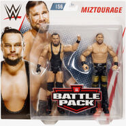 WWE Battle Packs 56 Curtis Axel & Bo Dallas