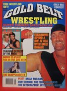 Gold Best Wrestling - August 1990