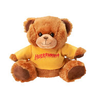 Hulk Hogan Hulkamania Plush Bear