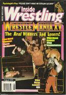 Inside Wrestling - August 1999