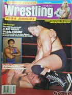 Sports Review Wrestling - Summer 1984