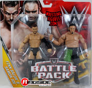 WWE Battle Packs 43.5 Finn Balor & Samoa Joe