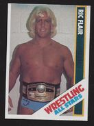 1985 Wrestling All Stars Trading Cards Ric Flair 2